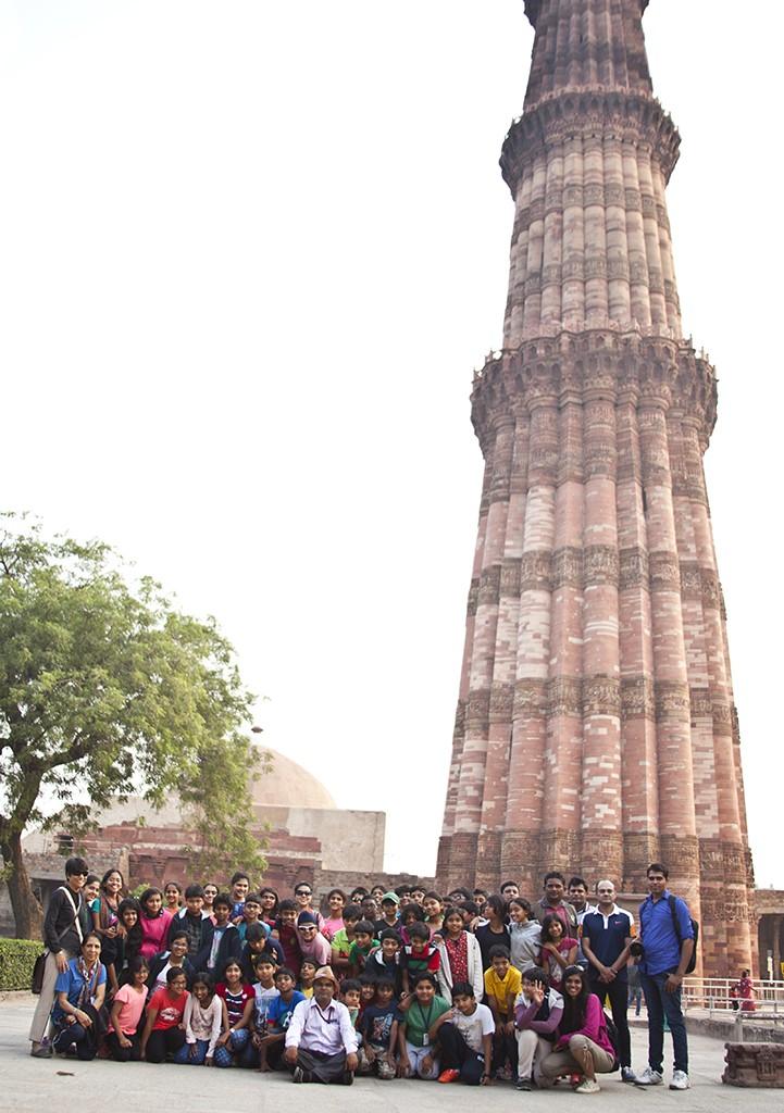 Qutub Minar 01